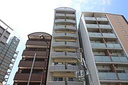 大阪府大阪市浪速区大国3丁目の賃貸マンションの外観