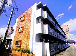 クレ−ル西所沢[1階]の外観