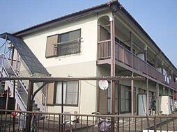 埼玉県さいたま市桜区大字上大久保の賃貸アパートの外観