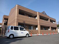 奈良県北葛城郡広陵町大字平尾の賃貸アパートの外観