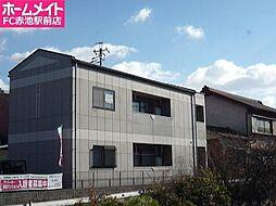 愛知県名古屋市緑区鳴海町字米塚丁目の賃貸マンションの外観