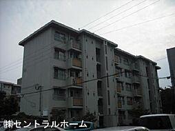 新金岡第7次住宅[5階]の外観
