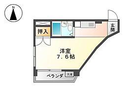 J2ビル[3階]の間取り
