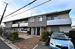 シャーメゾン稲田本町A棟[1階]の外観