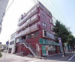 京都府京都市左京区浄土寺上馬場町の賃貸マンションの外観