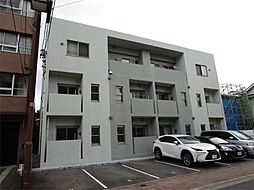 愛知県名古屋市千種区橋本町3丁目の賃貸アパートの外観