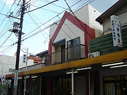 毛呂山貸店舗アパート[1号室]の外観