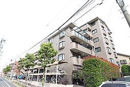 東京都板橋区赤塚4丁目の賃貸マンションの外観