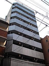 クラビス上町台[3階]の外観