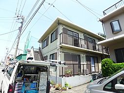 東京都葛飾区四つ木5丁目の賃貸マンションの外観
