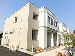 JR加古川線 社町駅 バス20分 社病院前下車 徒歩10分の賃貸アパート