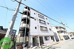 グローリア八戸ノ里[5階]の外観