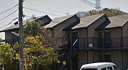 兵庫県神戸市須磨区妙法寺池ノ中の賃貸アパートの外観