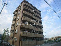 ガーデンシティIII[6階]の外観