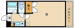 彩華3[1階]の間取り