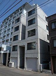 北海道札幌市中央区南四条東5丁目の賃貸マンションの外観