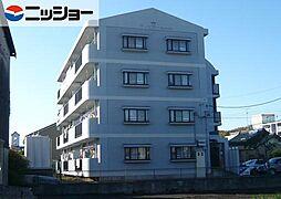 サンピラーSUZUKI[2階]の外観