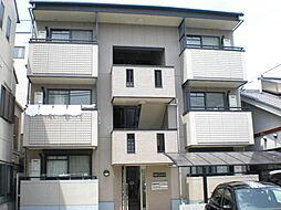 片岡マンション5[3階]の外観