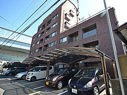 福岡県福岡市西区愛宕4丁目の賃貸マンションの外観