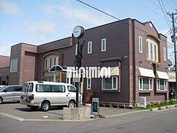 グルメマンション[1階]の外観