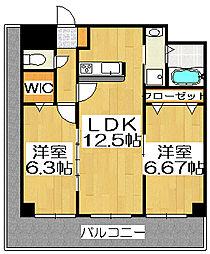 The Legend of Sakai[7階]の間取り