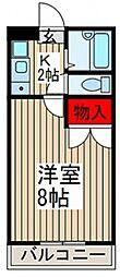 サンD[1階]の間取り