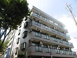 東京都調布市西つつじケ丘2丁目の賃貸マンションの外観