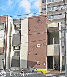 愛知県名古屋市千種区青柳町7丁目の賃貸アパートの外観