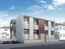 兵庫県西宮市段上町6丁目の賃貸アパートの外観