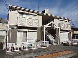 奈良県北葛城郡河合町広瀬台1丁目の賃貸アパートの外観