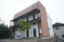 モンテローザ2号館[1階]の外観