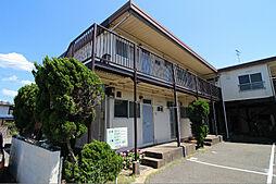 山口県下関市綾羅木本町5丁目の賃貸アパートの外観