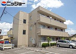CASA HATSUHI[2階]の外観