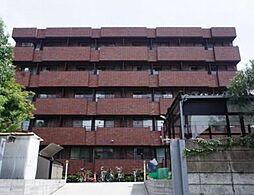 東京都八王子市平岡町の賃貸アパートの外観