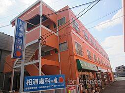 千葉県船橋市高根台7丁目の賃貸マンションの外観