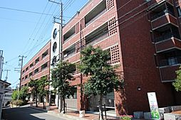 ブリックブロック[4階]の外観