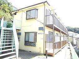 妙蓮寺コーポ[105号室]の外観