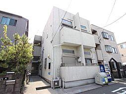 アパートメントKASAI II[2階]の外観