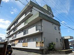 瀬田サンプラザマンション[1階]の外観