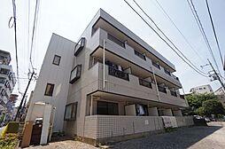 神奈川県川崎市高津区溝口3の賃貸マンションの外観