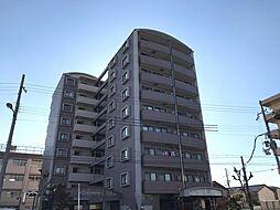 大阪府大阪市住之江区北島2丁目の賃貸マンションの外観