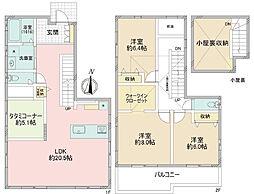 平和台駅 3,430万円