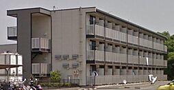広島県福山市高西町3丁目の賃貸アパートの外観