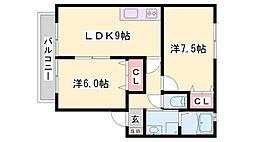 東海道・山陽本線 姫路駅 バス14分 名古山下車 徒歩2分