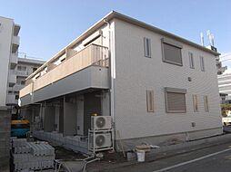 神山ハイツ[1階]の外観
