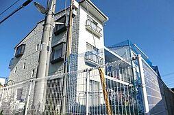 埼玉県さいたま市緑区大字中尾の賃貸マンションの外観