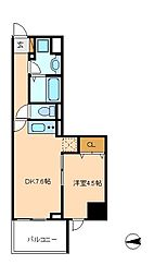 (仮)八州ビル 新築工事[10階]の間取り