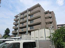 福岡県春日市上白水6丁目の賃貸マンションの外観