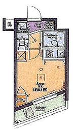 パレ・ホームズ高井戸[3階]の間取り