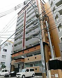 福岡県福岡市中央区高砂2丁目の賃貸マンションの外観
